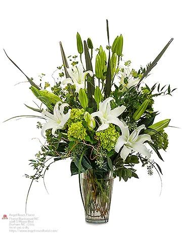 Florist Treyburn